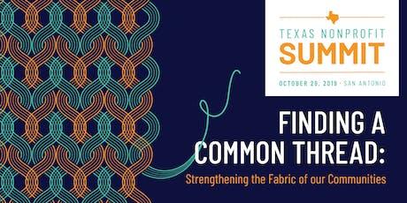 Texas Nonprofit Summit 2019 tickets