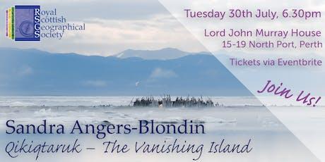 Qikiqtaruk – The Vanishing Island tickets