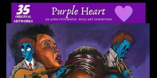 Purple Heart Exhibition