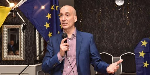 Lord Adonis Talk: How To Stop Brexit