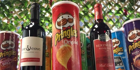 Pringles & Wine Tasting (Complimentary) tickets