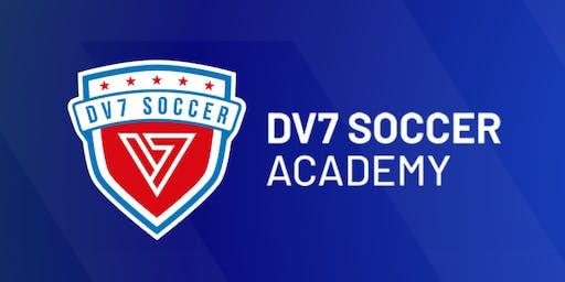 DV7 Soccer Vancouver | Open Matches | U5 through U14 | Boys and Girls
