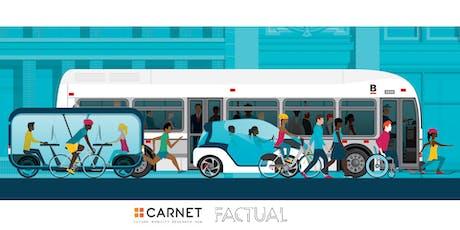 LA NOVA MOBILITAT: CAP A UN CANVI DE PARADIGMA NECESSARI tickets