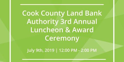 Cook County Land Bank Appreciation Luncheon