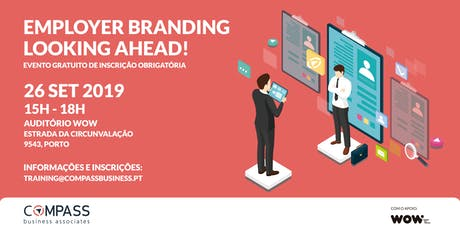 Employer Branding – Looking Ahead! bilhetes