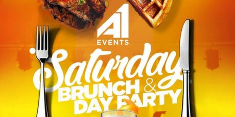 THE PARK SATURDAYS BRUNCH & DAY PARTY  tickets