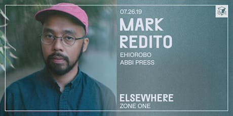 Mark Redito @ Elsewhere (Zone One) tickets