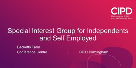 Independents and Self Employed Group - Helping Others to help themselves; Coaching through a Problem tickets