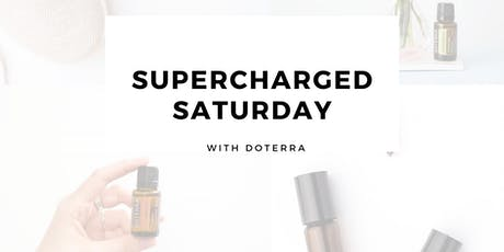 Supercharged Saturday with doTERRA tickets