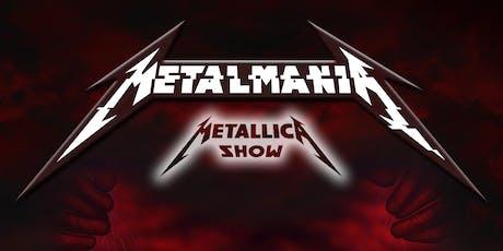 Metalmania - Metallica Show (Valladolid) entradas