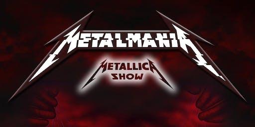 Metalmania - Metallica Show (Valladolid)