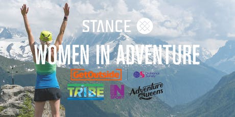 Women in Adventure with Stance tickets