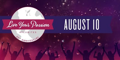 Live your Passion August Rally