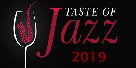 Taste of Jazz 2019 tickets