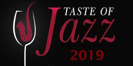 Taste of Jazz 2019 tickets