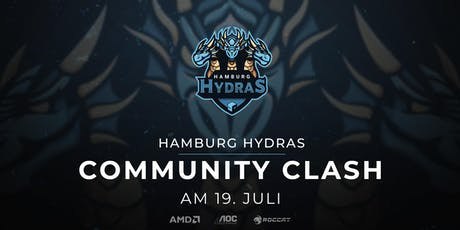 Hamburg Hydras - Community Clash Tickets
