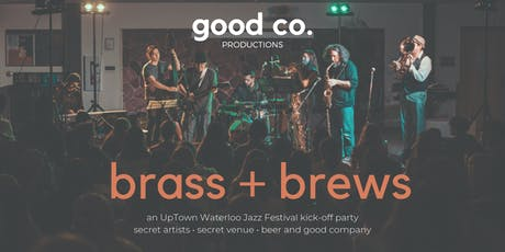 Brass and Brews tickets