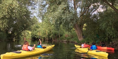 Canoe - Autumn after school YEAR 9+ - 5 Wk Course - X05W