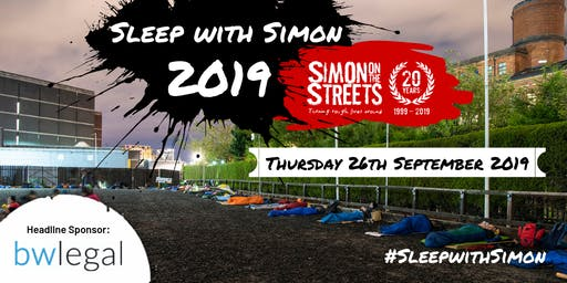 Sleep with Simon 2019