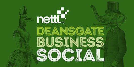 Nettl of Deansgate Business Social