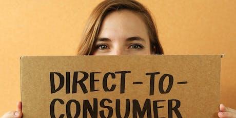 Marketing your DTC business w/ Nik Sharma tickets
