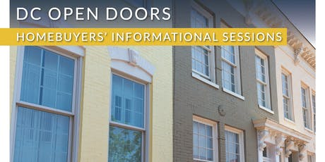 DC Open Doors Homebuyers' Seminar with Eagle Bank tickets