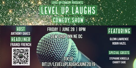 Level Up Comedy Presents: Level Up Laughs Vol. 10 tickets