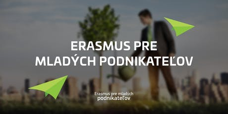 BRUNCH: Erasmus pre mladých podnikateľov  tickets