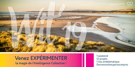 WEEKEND INNOVATION TOURISME 2019 billets