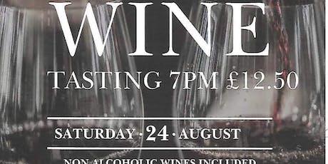 Harmony  Charity Wine Tasting Evening tickets