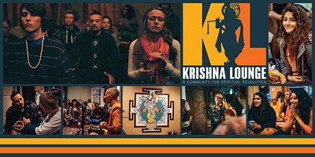 Krishna Lounge - Guided Meditation & Dinner tickets