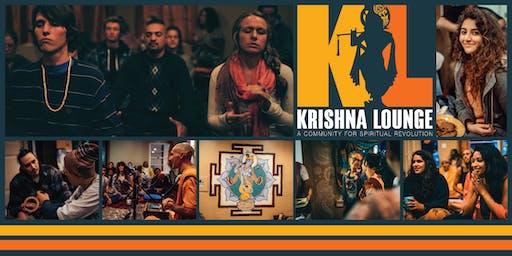 Krishna Lounge - Guided Meditation & Dinner