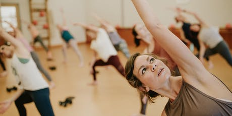 Community Free  barre3 Class with our Trainee Lauren tickets