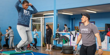 PARKOUR - Autumn afterschool - 11 Wk Course - X11W tickets