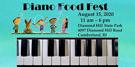 Piano Food Fest tickets