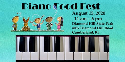 Piano Food Fest