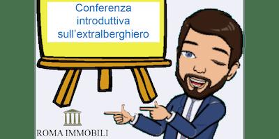 Conferenza introduttiva sul ricettivo extralberghiero e Revenue Management
