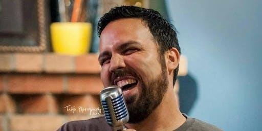 Slice of Comedy Headlining Ben Gonzalez