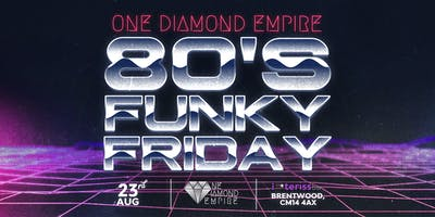 O.D.E 80s Funky Friday