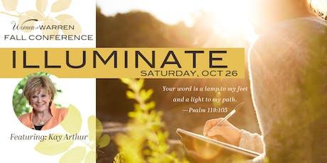 Illuminate Conference featuring Kay Arthur tickets
