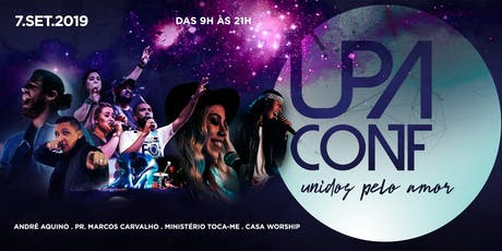 UPA CONF 2019 ingressos