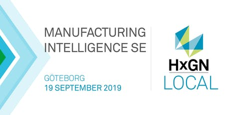 HxGN LOCAL MANUFACTURING INTELLIGENCE SE tickets
