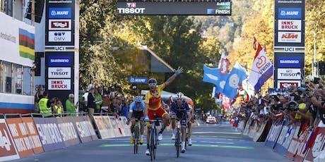 2019 UCI Road World Championships Roadshow - Leyburn tickets