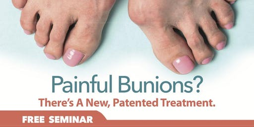 Lapiplasty: Bunion Treatment Seminar - 9/23/19