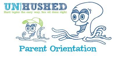 Parent Orientation 2019