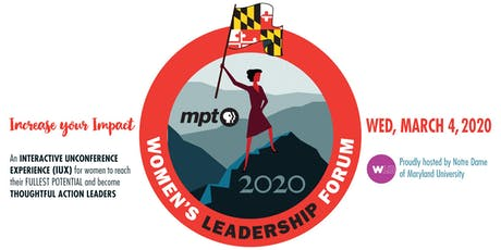 Women's Leadership Forum - Increase Your Impact! tickets