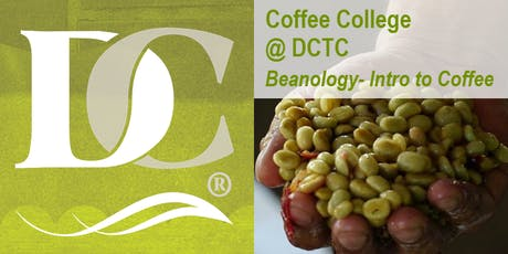 Beanology- Intro to Coffee tickets