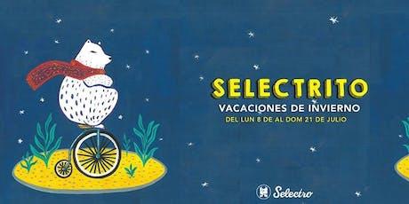SELECTRITO - UN POCO LOCOS, canciones para recordar entradas