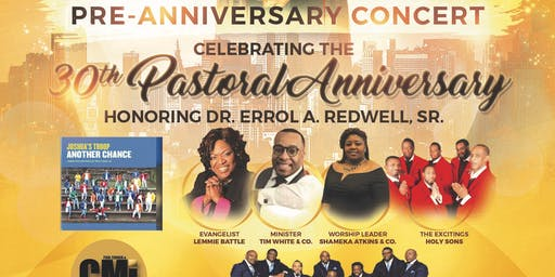 OMPMBC 30th Pastoral Anniversary Concert featuring Joshua's Troop