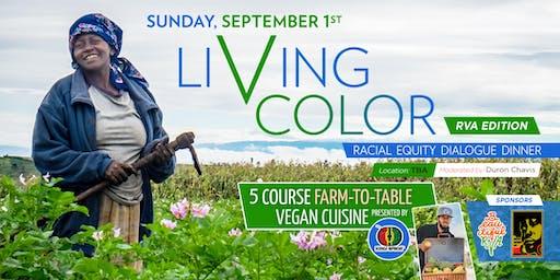 Living Color Racial Equity Dialogue Dinner - RVA